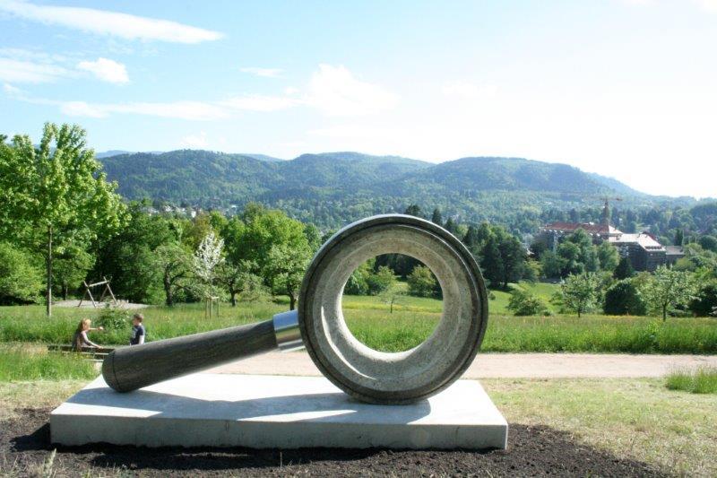 Bürgerstein Baden-Baden