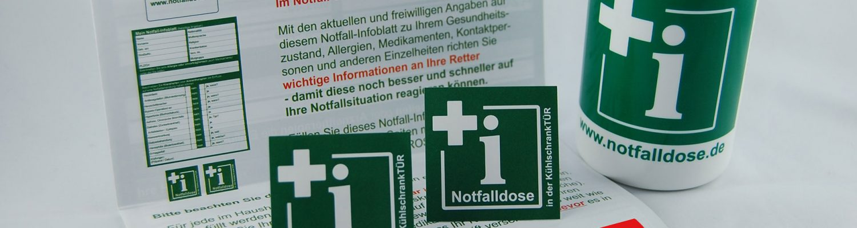 Projekt Notfalldosen der Bürgerstiftung Baden-Baden